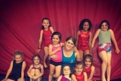 Spins Gymnastics